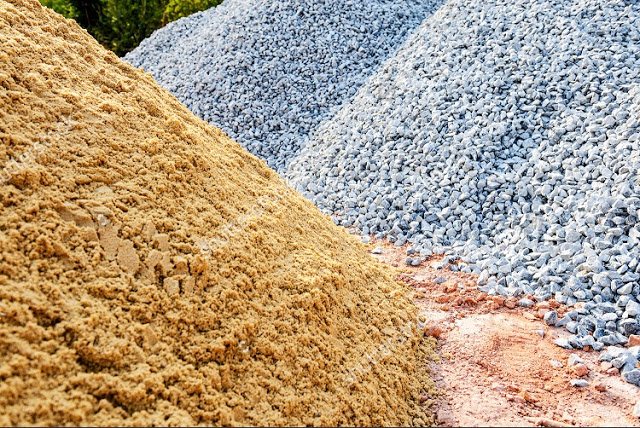 Raw material american sales for Beach house construction materials